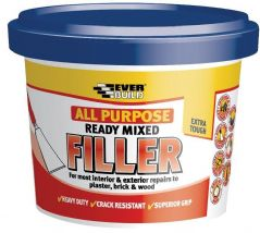 EVERBUILD RMFILL1  Filler Ready Mixed 1Kg
